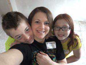 Abby Martin family